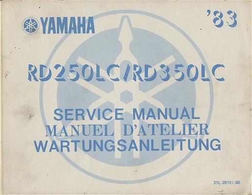 rd350lc manuals rh rd350lc net 1974 yamaha rd 350 service manual 1975 yamaha rd 350 service manual